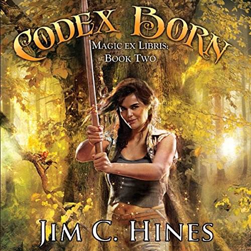 Codex Born cover art