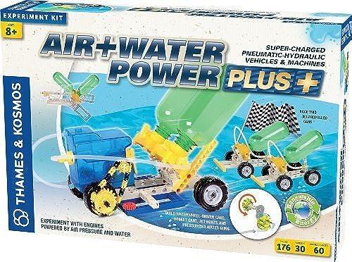 con 60% de descuento Thames and Kosmos Air+Water Power Plus Science Kit Kit Kit by Thames & Kosmos  a la venta