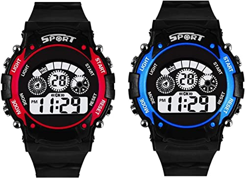 Digital MulticolourDial Boys Girls Watch