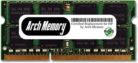 Arch Memory Replacement for HP 4 GB AT913AA 204-Pin DDR3 So-dimm RAM for EliteBook 8760w, 8560W, 8460w