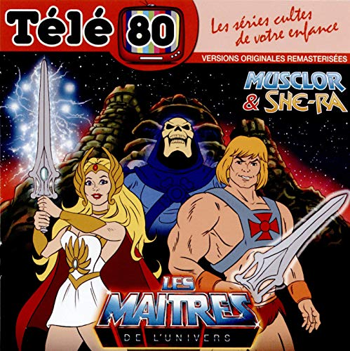 Les Maitres de l'univers/Collection Télé 80