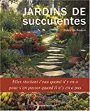 Jardins de succulentes