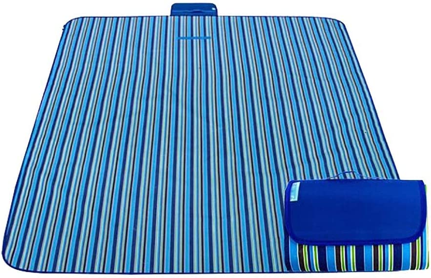 NEW before selling ☆ Beach Picnic Rug Mat Park Max 90% OFF Outdoor Blanket