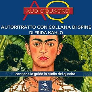 Autoritratto con collana di spine di Frida Kahlo copertina