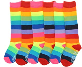 Angelina Novelty Assorted KNEE HIGH Socks