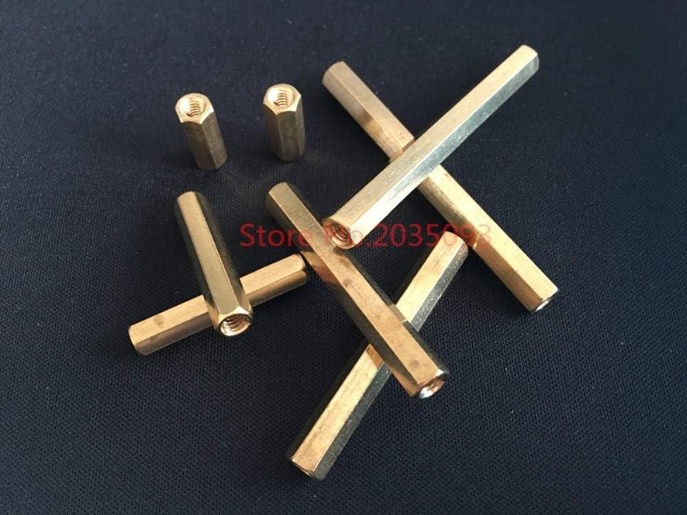 Ochoos 200pcs lot M3 Two-Way Luxury Copper shipfree Flat Column Pi Hollow