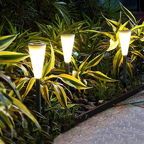 XLOO Solarleuchten für den Garten,Solarleuchte Gartenleuchte,Solarlampe Wegeleuchte, wetterfest automatisches Einschalten bei Dämmerung,Farbwechse, Multicolor,Einfache Installation,Keine Kabel. XLO
