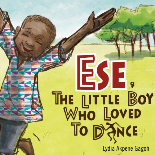 Ese, the Little Boy Who Loved to Dance audiobook cover art