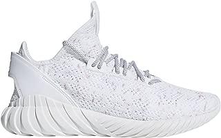 adidas Tubular Doom Sock Primeknit Mens (10 D(M) US, CQ0941) Grey/White