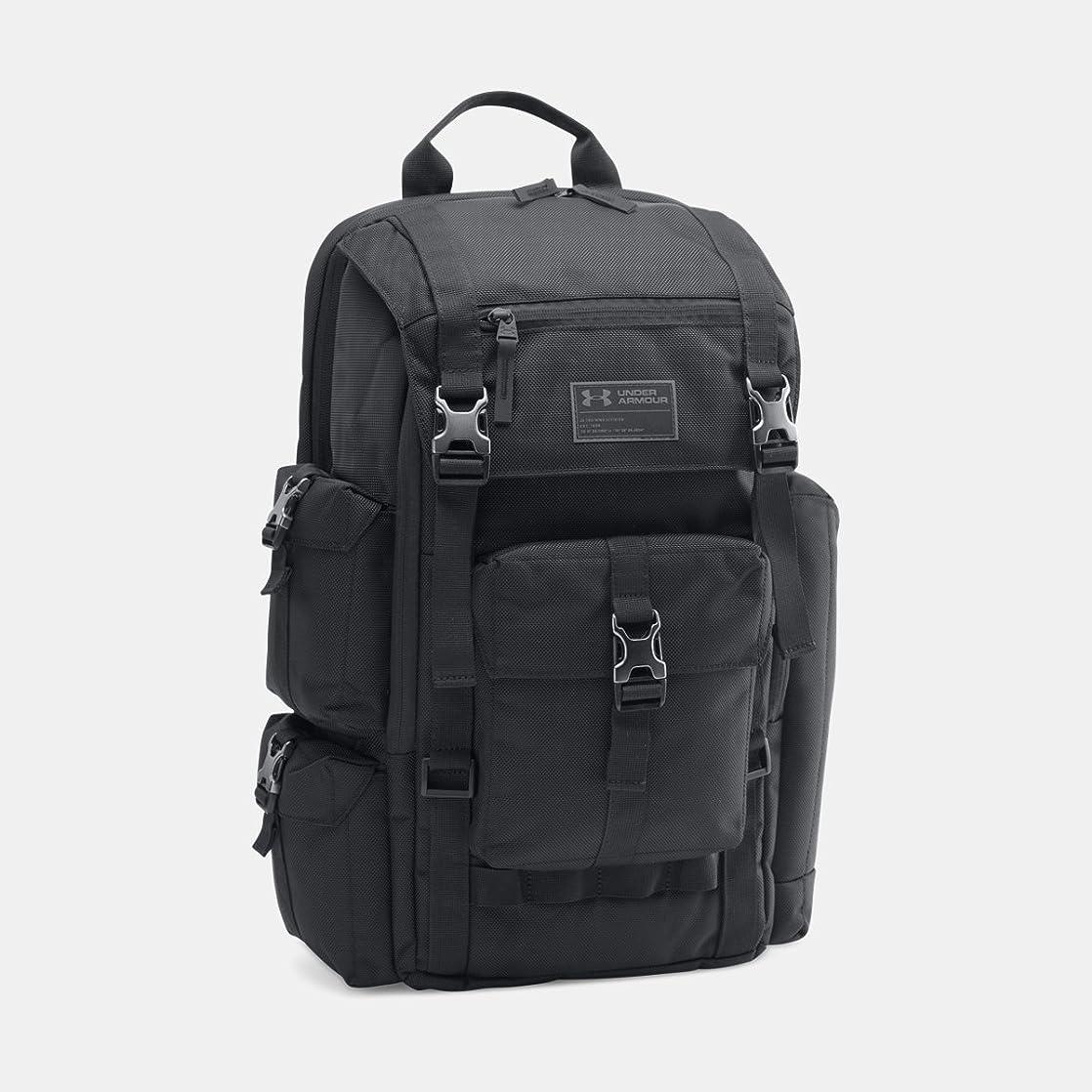 住人舌な符号[UNDER ARMOUR] アンダーアーマー Men's UA CORDURA Regiment Backpack [並行輸入品]