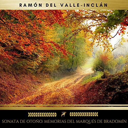 Sonata de otoño audiobook cover art