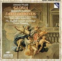 Vivaldi:Gloria/Scarlatti:Dixit