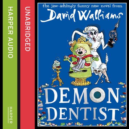 Demon Dentist cover art