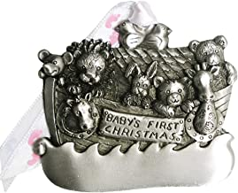 product image for Gloria Duchin Noah's Ark Baby's First Christmas Ornament