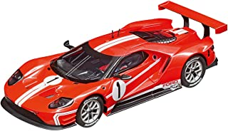 Carrera 27596 Ford GT Race Car Time Twist #1 Evolution Analog Slot Car Racing Vehicle 1:32 Scale