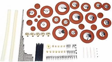 Alto Saxophone Repair Tools, Sax Parts Screws Springs Glue Adhesive Stick Pads Instrument Accessories