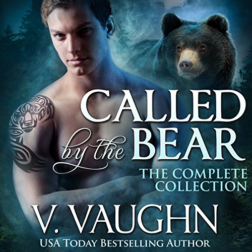 Called by the Bear - The Complete Edition: BBW Werebear Romance Serial Parts 1-9 cover art