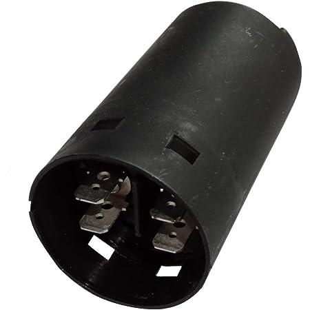 Aerzetix C18729 Startkondensator Für Motor Elektrolyt 40uf 10 Ø36 5x68 5mm Schwarzer Zylindrischer Kunststoffkörper Gewerbe Industrie Wissenschaft