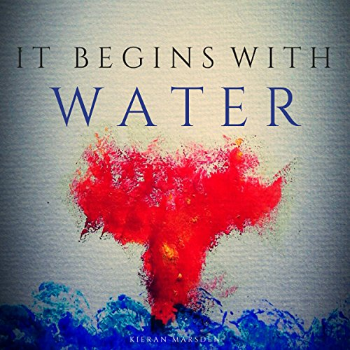 It Begins with Water audiobook cover art