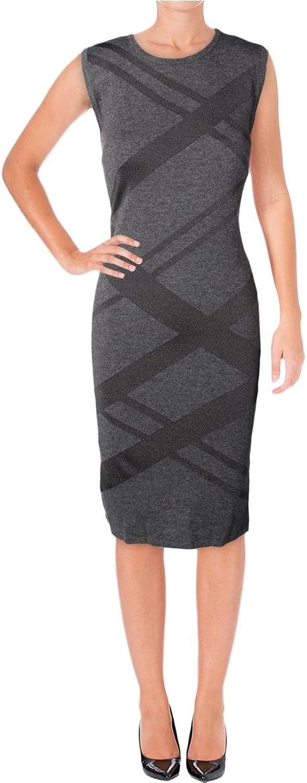 Lauren Ralph Lauren Womens Metallic Liner Tank Dress