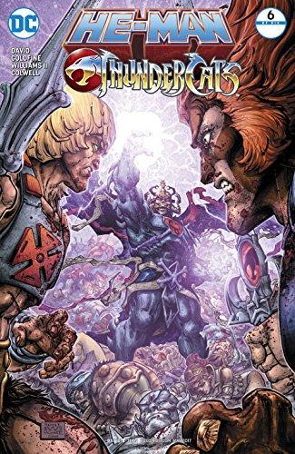 He-Man/Thundercats (2016-2017) #6 (English Edition)