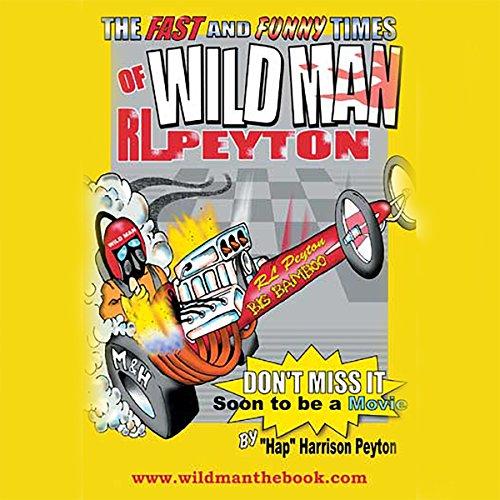 『Wildman』のカバーアート