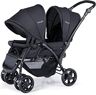 Best toddler and newborn double pram Reviews