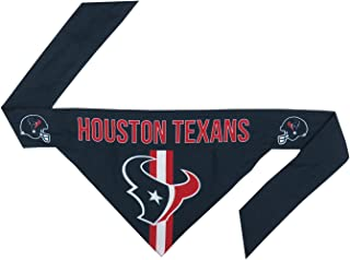NFL Houston Texans Pet Bandanna, Medium