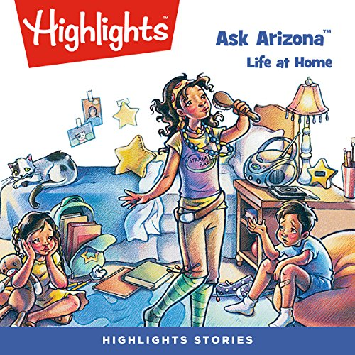 Ask Arizona: Life at Home copertina