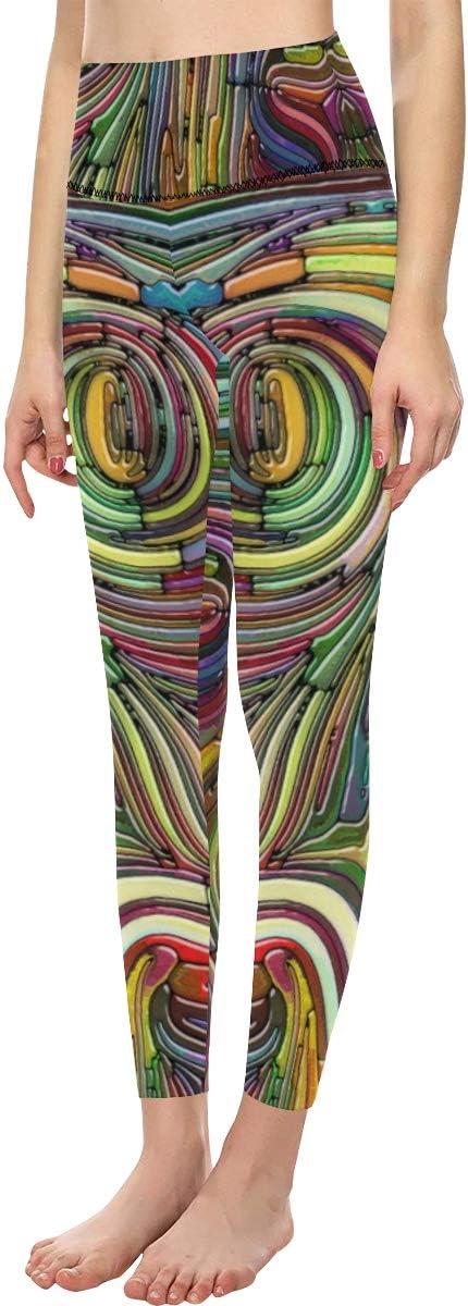 Long Yoga Leggings San Francisco Mall For Women Underside Milwaukee Mall Beautiful Splice Diferent