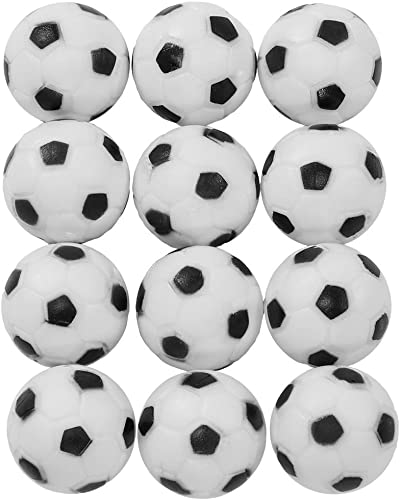 high quality Sunnydaze Foosball Table outlet online sale Replacement Balls 36mm Standard Size, 12 high quality Pack outlet sale