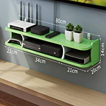 Tablettes flottantes Creative/Murales console multimédia/console TV/TV box..