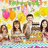 4-Etagen Tortenständer, Cupcake Ständer mit Led Lichterkette (Gelbes) Muffin Ständer Dessert Display Halter Klarer Acryl Donut Turm Gebäckständer für Geburtstag, Hochzeit, Party, Bäckerei Deko, Büfett - 2