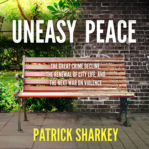 Uneasy Peace audiobook cover art