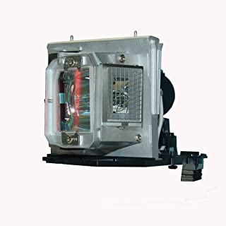 AuraBeam Dell 317-1135 Professional Replacement Lamp with Housing for Projector 4210X, 4310WX, 4610X (Powered by Philips)