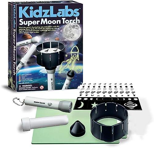 EP-Toy Wissenschaftliche experimentelle Spielzeuge, Magic Moonlight Kinder P gogische Kunst Handgefertigte DIY Spielzeug, Lernspielzeug