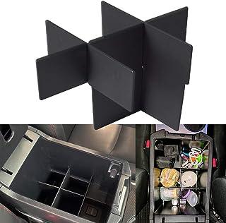 EDBETOS Center Console Organizer Insert Dividers for Toyota 4Runner 2010-2020 5th Gen 4Runner Accessories Armrest Interloc...