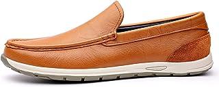 SUSHANCANGLONG Chaussures de bateau de conduite décontractée léger pour hommes