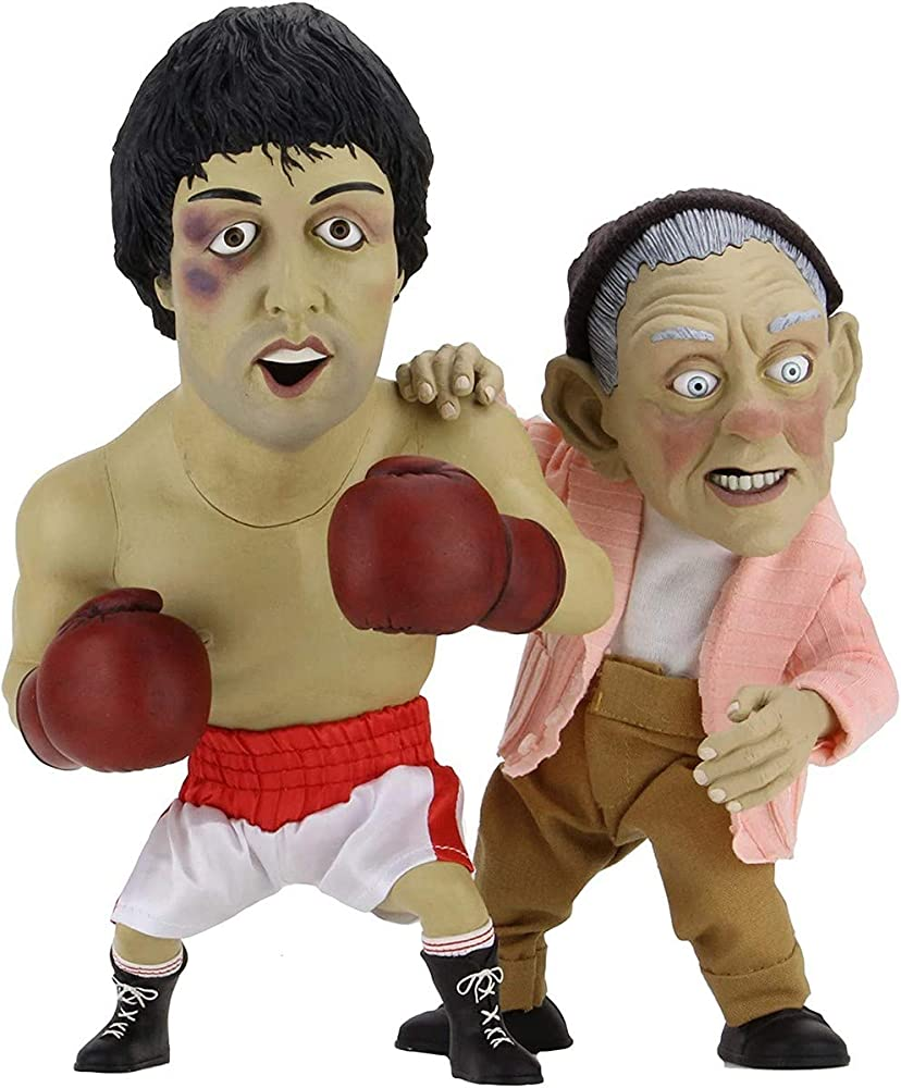 Rocky action figure, multicolore , statua ,  30,48 cm 53087
