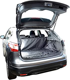 North American Custom Covers Compatible Cargo Liner for Nissan Rogue Sport/Qashqai 5 Seater Generation 2 (J11) Raised Floor Version