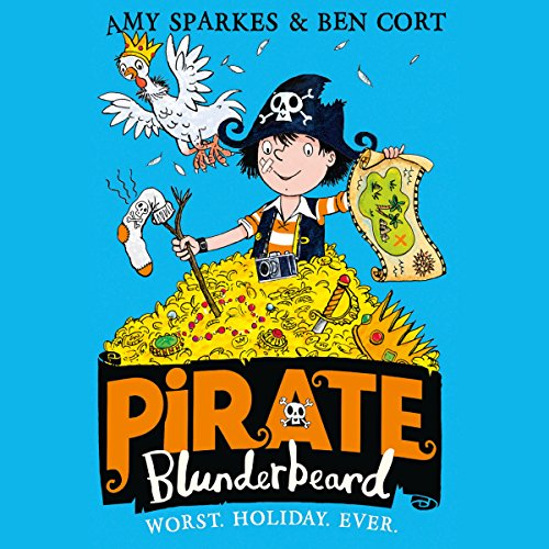 Pirate Blunderbeard: Worst. Holiday. Ever. audiobook cover art