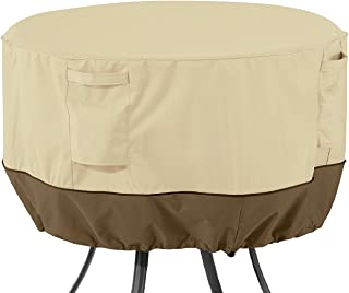 Classic Accessories Veranda Round Patio Table Cover, Medium