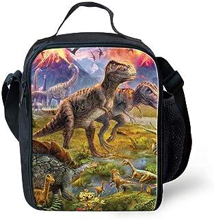 Mochila de dinosaurio para niños con diseño de dinosaurio