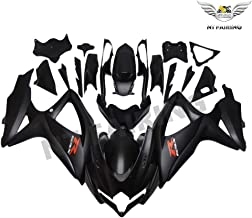 NT FAIRING Black Injection Mold Fairing kits Fit for Suzuki 2008 2009 2010 GSXR 600 750 K8 08 09 10 GSX-R600 Aftermarket Painted ABS Plastic Motorcycle Bodywork