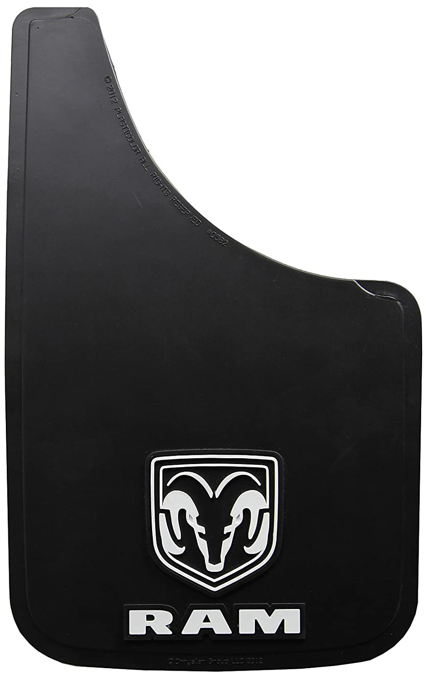 Dodge Ram White Logo Easy Fit 15