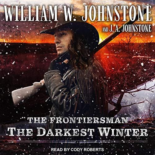 The Darkest Winter audiobook cover art
