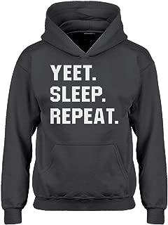 Indica Plateau Yeet Sleep Repeat Hoodie for Kids