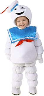Princess Paradise Baby Boys Ghostbusters Stay Puft, White/Blue, Small
