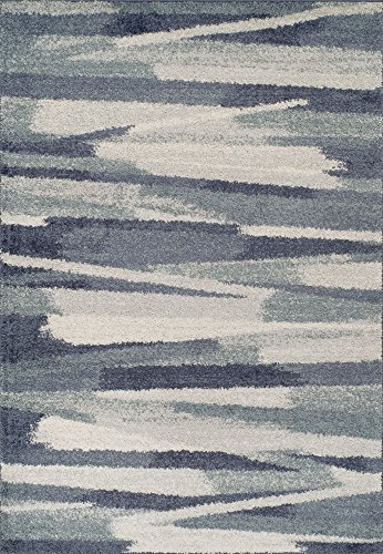 Dalyn Rocco RC7 Navy Rug - 5 ft 1 in x 7 ft 5 in