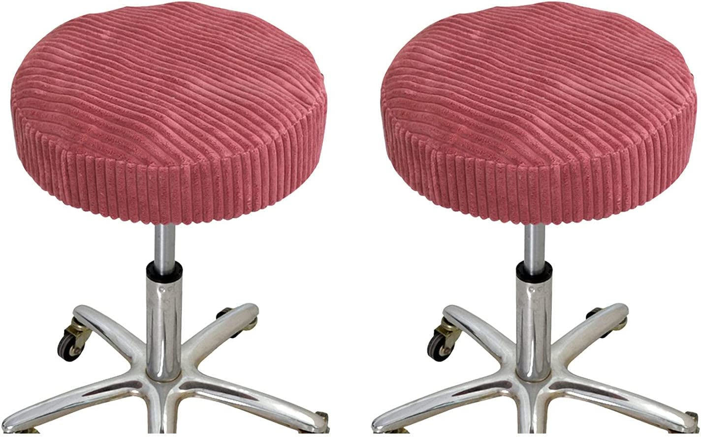 Stretch Bar Stools Seat Cover Max 60% OFF Barstool New product Cushion Round Slipcovers